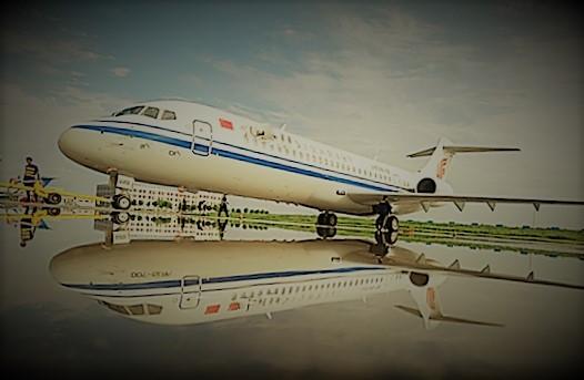 Крупнейшие государственные авиаперевозчики КНР получили ARJ-21