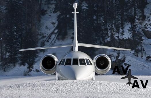 Мировой парк самолетов деловой авиации вырос на 2,7%