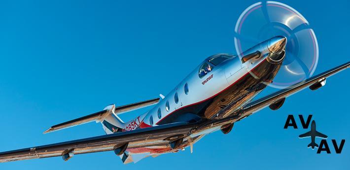 Pilatus поставил 1400-й самолет РС-12