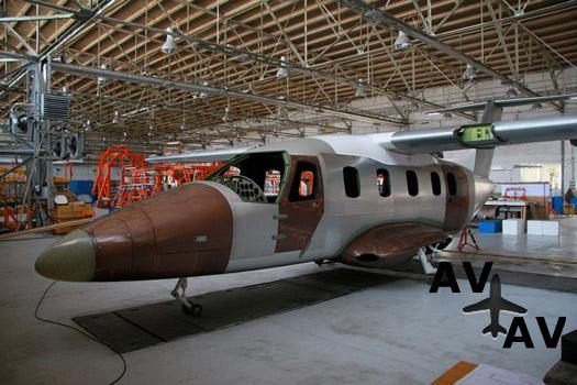 ЕV-55 Outback заинтересовал холдинг «Мета»