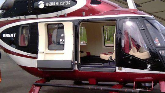 «Вертолеты России» впервые покажут «Ансат» на выставке в Мексике