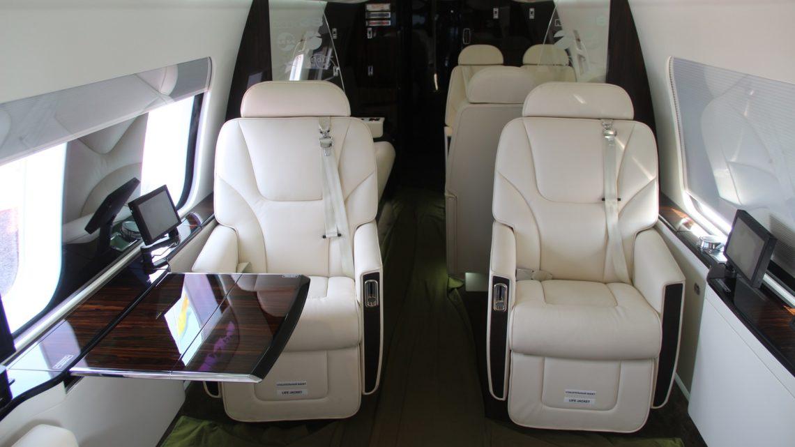 На МАКС-2019 представят VIP-версию новейшего Ми-38