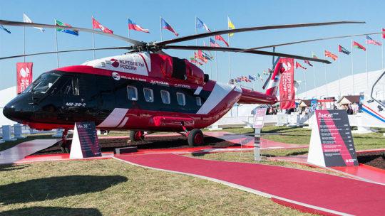 В России появился заказчик на первый гражданский Ми-38