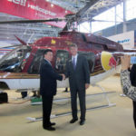 Bell ударно выступил на Airshow China 2012